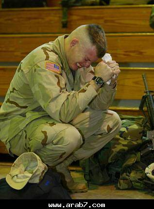 american soldiers crying - photo #16