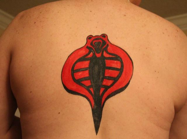 Cobra Tattoo | Flickr - Photo Sharing!