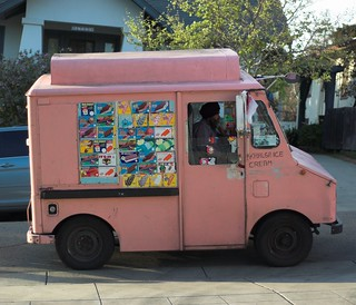 Khalsa Ice Cream truck