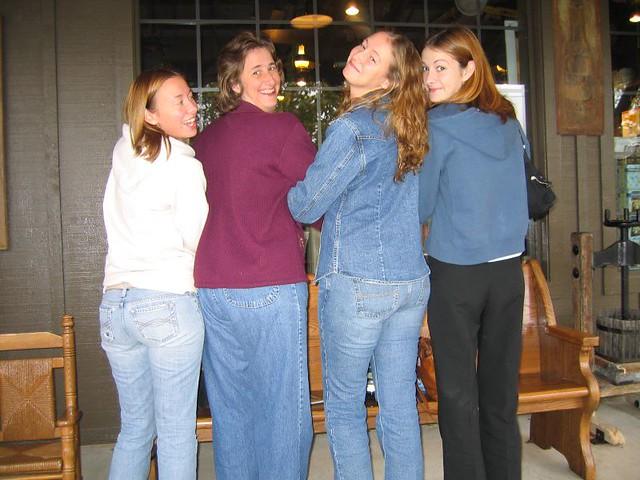 The Baxley Girls: Baby Got Back!