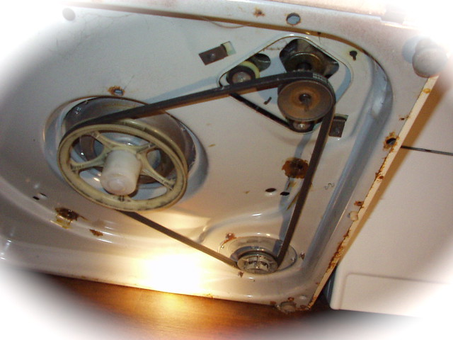 belt on maytag performa or atlantis washer flickr