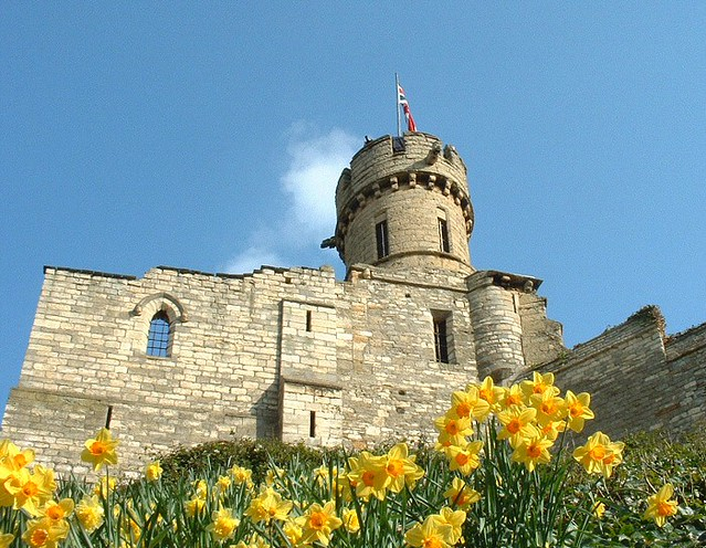 Observatory Tower, Lincoln Castle