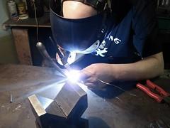 wheel(0.0), welding(1.0), iron(1.0),
