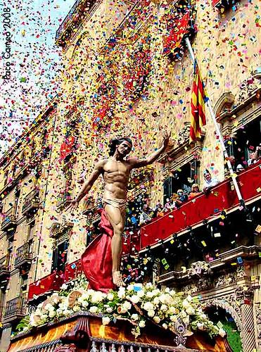 Alicante. Spain. Cristo Resucitado