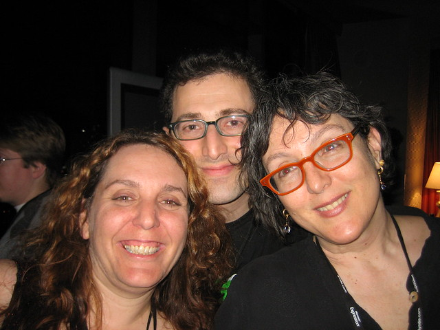 My Biggest Influencers: @Mollydotcom, @T and @Lynda, Mix '06.