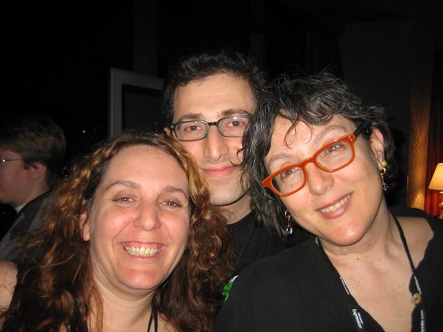 My Biggest Influencers: @Mollydotcom, @T and @Lynda, Mix '06.