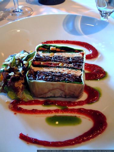 entree at roxanne's raw food restaurant   dscf2177