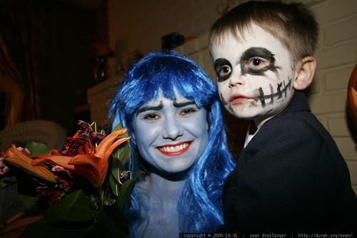 corpse bride vs. jack the pumpkin king