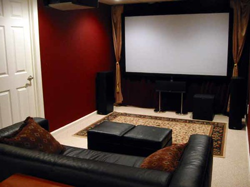 Movie Room Front View Flickr Photo Sharing
