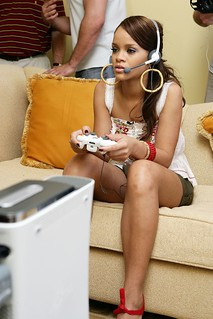 Rihanna Xbox Live Game With Fame | by gamerscoreblog