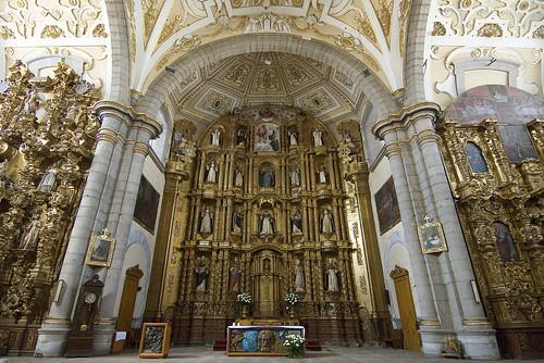 Brick and Talavera Azulejos, Iglesia San Francisco