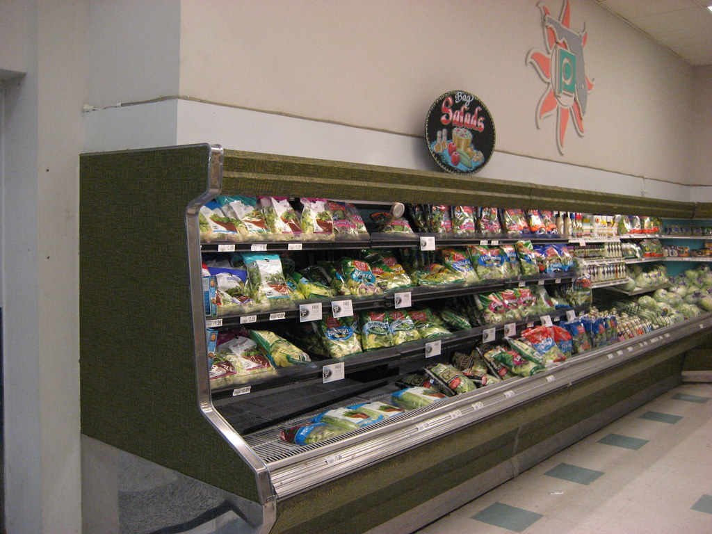 Produce in the Publix on Apalachee Parkway
