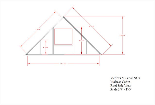 Roof Side View Window Gable | Flickr - Photo Sharing!