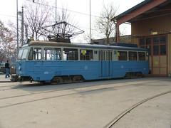 Tram de Stockholm