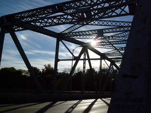 Licking River bridge