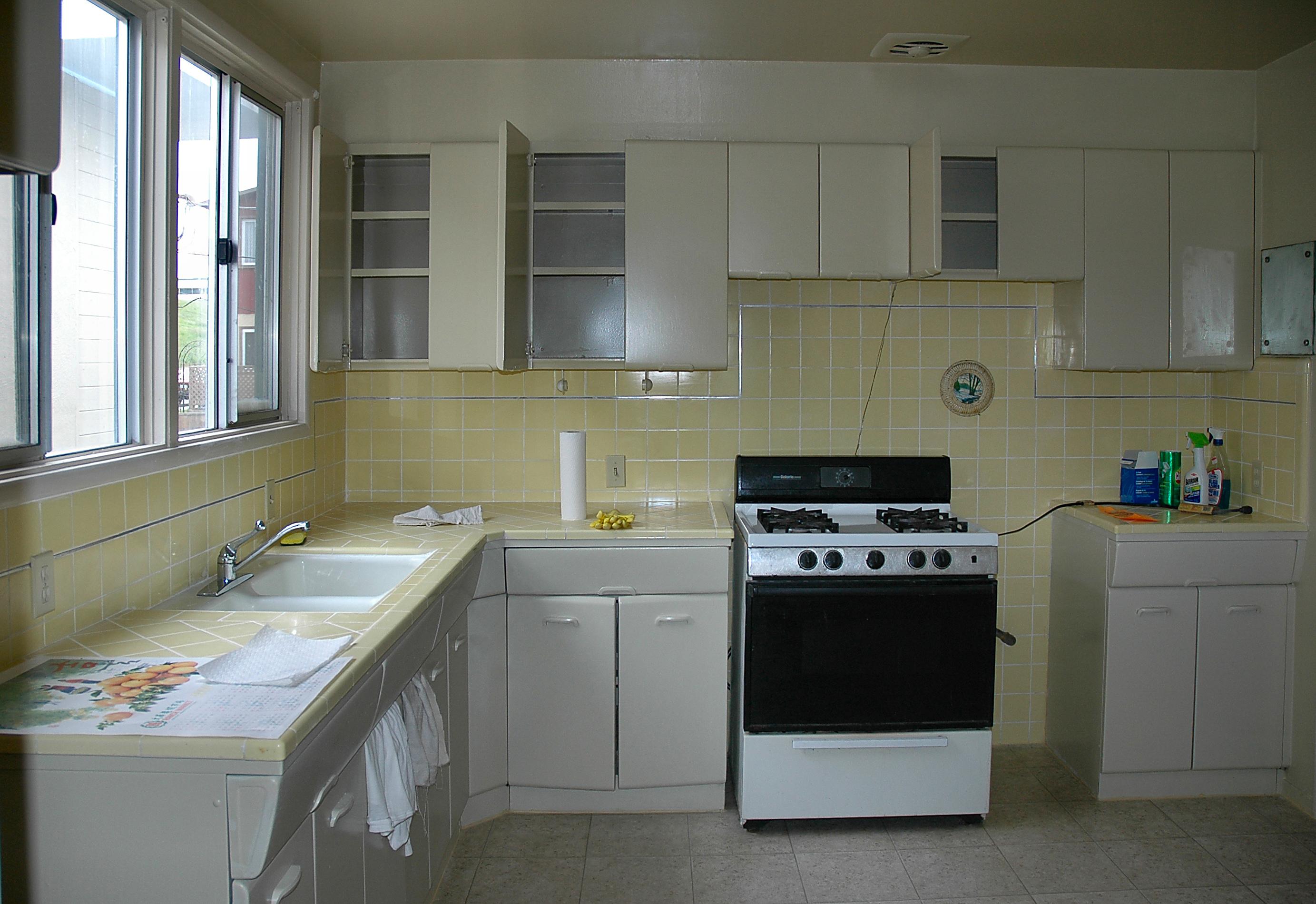 Refurbished Kitchen Cabinets For Sale
