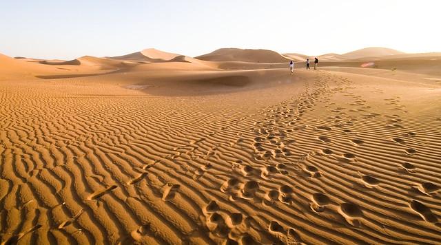 Horizons, Sahara Desert