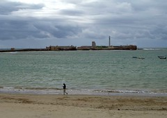 Faro de la Caleta