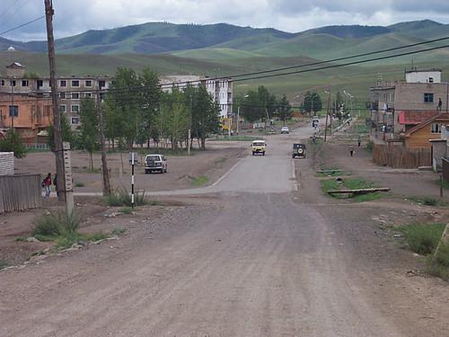 road town mongolia edernet