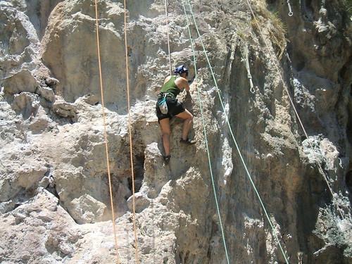 thailand, railay, rock climbing, i-wei DSCF0366