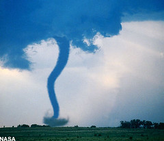Image of tornado byprana23 on Flickr The Commons