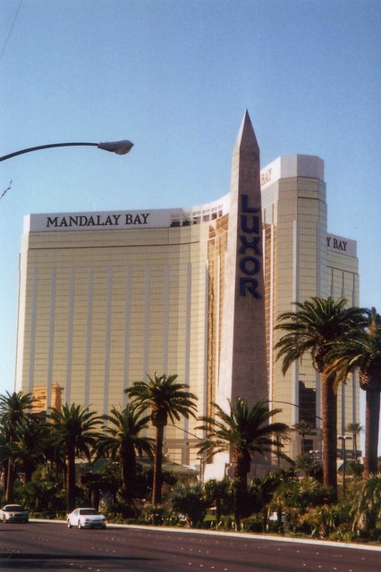 Luxor Tower One Bedroom Suite: Las Vegas: Luxor And Mandalay Bay