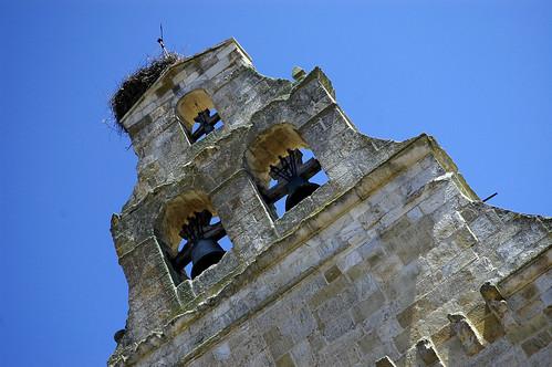 La torre de la iglesia (color)