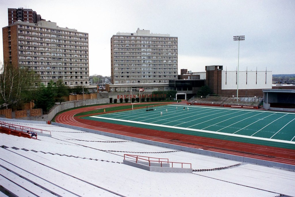 Best Colleges In Boston >> Boston University: Nickerson Field and West Campus - a photo on Flickriver