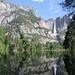 Yosemite Falls Mirrored by webmink