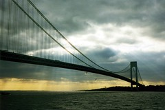 Brooklyn - Fort Hamilton: Verrazano-Narrows Bridge