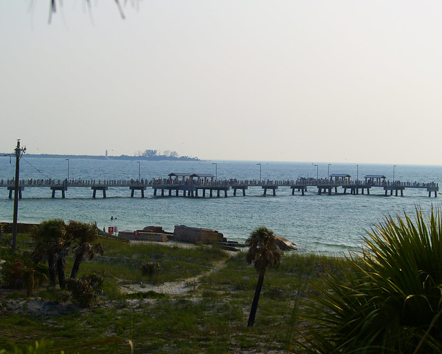 fort desoto pier flickr photo sharing