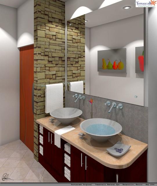Restaurant Bathroom View 2 Flickr Photo Sharing