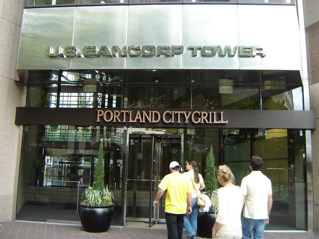 What Building Is Portland City Grill In