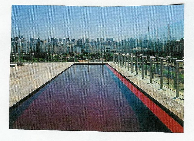 Red Bottom Swimming Pool Flickr Photo Sharing
