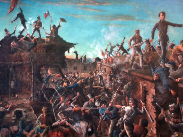 battle alamo The alamo needs your help today remember the alamo battle cannons - imagine the battle of the alamo: the smells of a morning campfire, the flash of light and sudden.