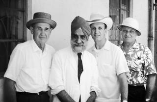 hats in Calcutta