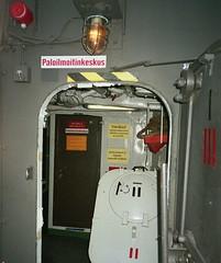 corvette Turku paloilmoitinkeskus