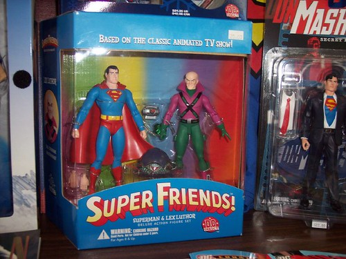 Conveniently Packaged Super action Figures! (Photo: roadkillbuddha, flickr)
