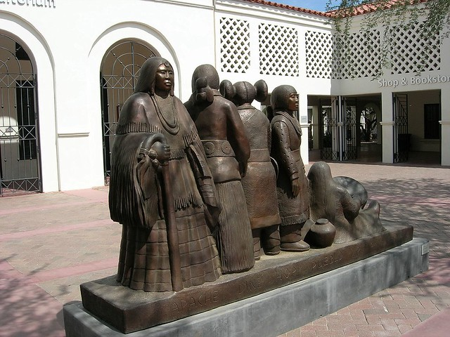 At The Heard Museum, Phoenix
