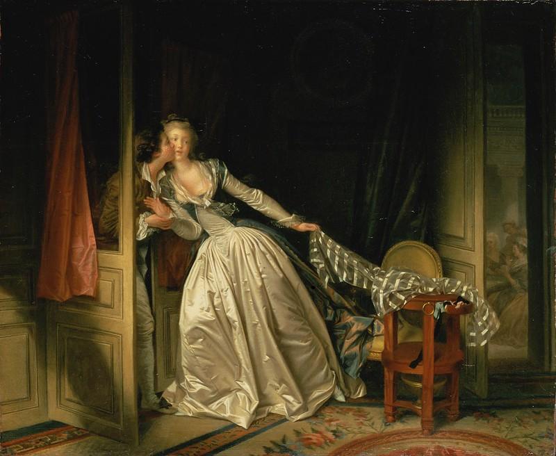 Grandes beijos na história da arte