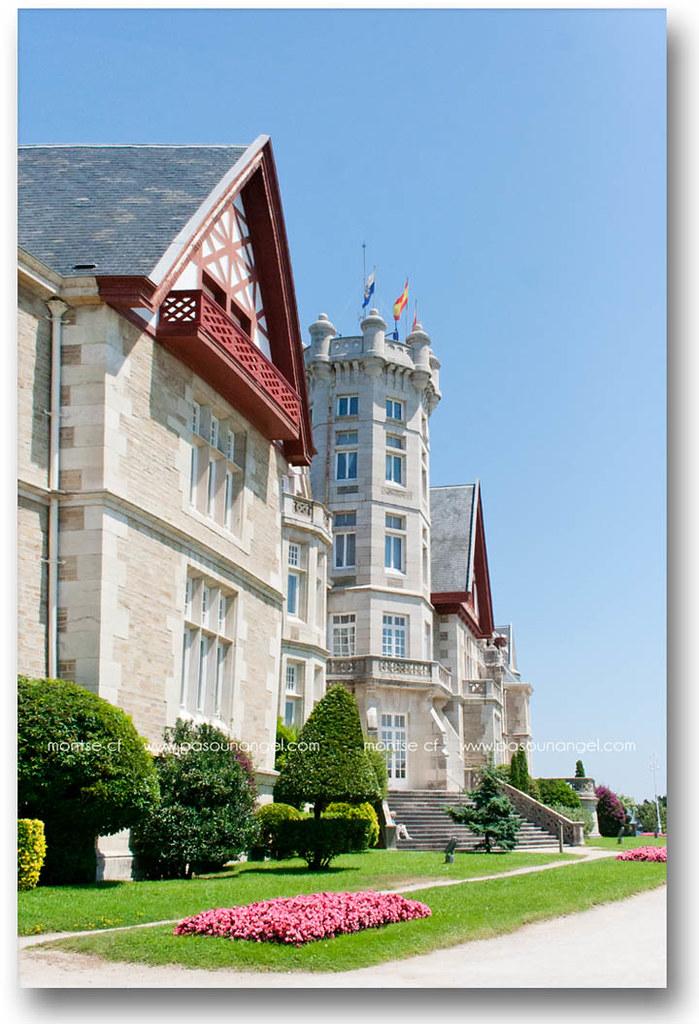 ++ escalera palacio