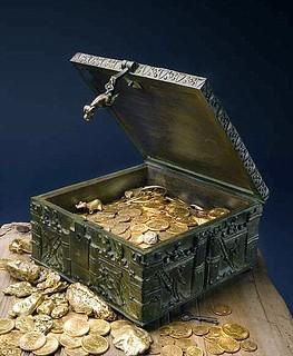 Fenn Treasure Chest