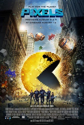 Tayangan Premiere With Budiey – PIXELS