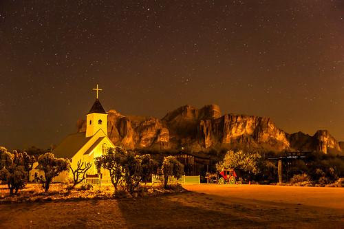 Wild West Church (Explored)