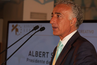 Albert Sola, presidente de europer