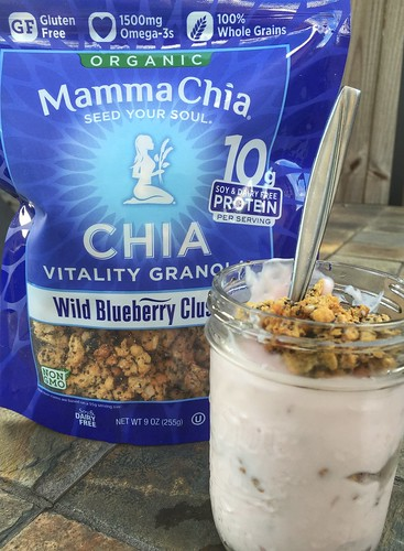 Mamma Chia Review/Giveaway