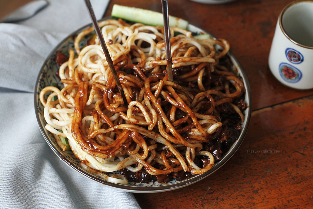 19588079019 d5e0acba19 b - Two ways to go crazy for Jjajangmyeon 짜장면