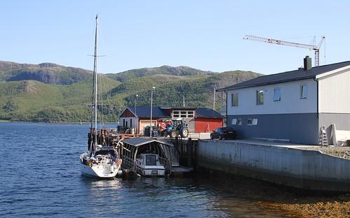 Fryd ved Korsfjord Handel