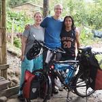 Sa, 27.06.15 - 08:55 - Shuar Familie im Centro Naki Shuar, km45 von Puyo nach Macas