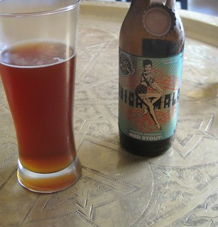 Cerveza: Teufel Chica Mala (Red Stout-ish)